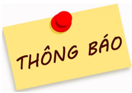 Sơ đồ phòng thi HKI năm học 2019-2020